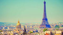 Париж – колыбель европейской культуры