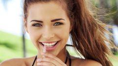 Как улыбаться красиво: упражнения