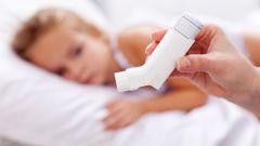 Терапия приступов астмы у детей