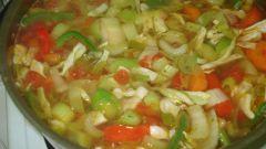 Как похудеть на овощном супе