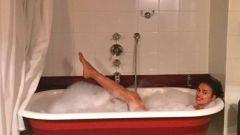 С чем лучше принимать ванну