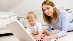 Как найти работу мамам в декрете