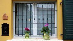 Сварные решетки — бюджетная защита от воров-домушников и взломщиков