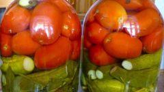 Как засолить на зиму огурцы и помидоры