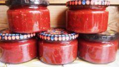 Как приготовить  домашний соус из слив на зиму