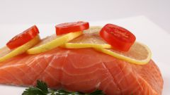Соленая рыба в масляном маринаде
