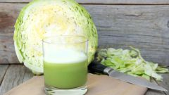 Польза капустного сока