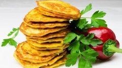 Вкусные и простые оладьи из икры карася и сазана