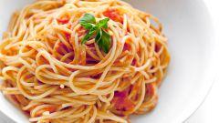 Как приготовить простые соусы к пасте