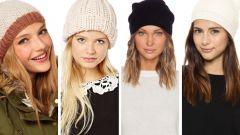 Мода на шапки осенью 2016