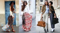 Разновидности бохо стиля в одежде