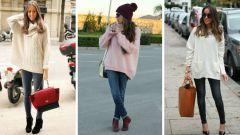 Что представляет из себя модная одежда в стиле oversize и как ее носить