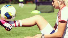 Футболистка Ксения Коваленко: биография, карьера и личная жизнь