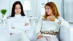 Конфликты детей и родителей в переходном возрасте