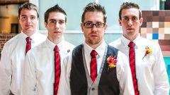 Подходим к выбору мужского галстука правильно