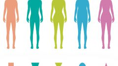 Разновидность женских фигур