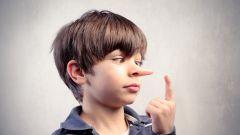 Рекомендации по борьбе с детской ложью