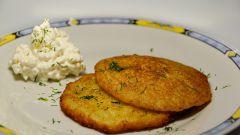 Аппетитные оладьи из картофельного пюре