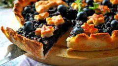 """Как испечь пирог """"Черничные ночи"""""""