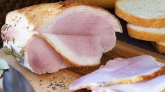 Буженина из свинины в микроволновке