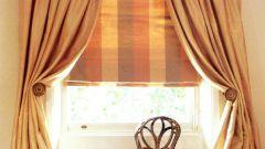 Какие ткани лучше использовать для пошива штор