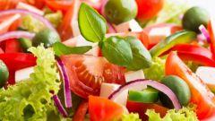 Как с пользой готовить салаты