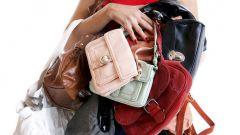 Правила выбора качественной женской сумки
