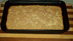 Мясное суфле в духовке