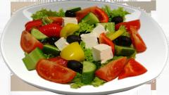 3 рецепта быстрых салатов