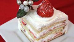 Как приготовить торт для ребенка на первый день рождения