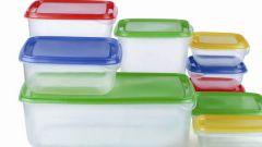 Как убрать запах из пластикового контейнера