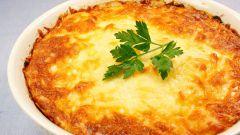 Как приготовить картофельную запеканку с курицей и грибами