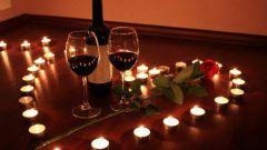 Как сделать романтическую обстановку на 14 февраля