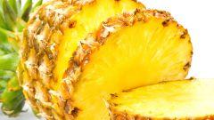 Как приготовить блюда из консервированного ананаса