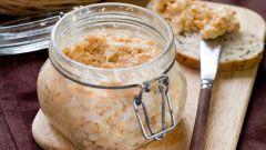 Как приготовить нежный паштет из копченой скумбрии
