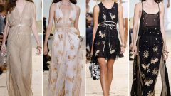 Какие женские платья будут в моде летом 2017