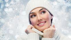 Как защищать кожу лица в мороз