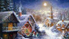 Какие бывают старинные рождественские приметы