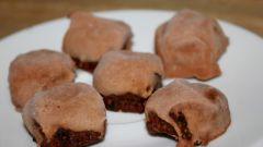 Как приготовить сырое пирожное с нежным мятным шоколадно-сливочным кремом