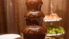 Как выбрать и подготовить шоколад для шоколадного фонтана