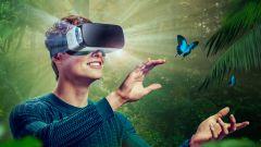 Как подключить очки виртуальной реальности