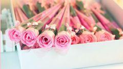 Как преподнести цветы и порадовать дорого человека