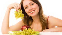 Как похудеть с виноградной диетой