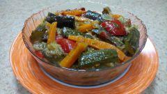 """Как приготовить салат """"Овощное ассорти"""""""