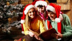 Где встретить Новый год с детьми