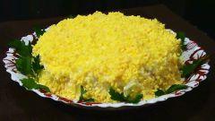 Как приготовить салат «Марсель» с черносливом