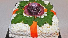 Как приготовить салат «Вдохновение»