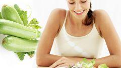Как быстро похудеть на кабачковой диете