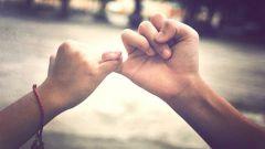 Как помириться с любимой девушкой