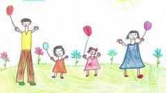 Что означают цвета в рисунках детей